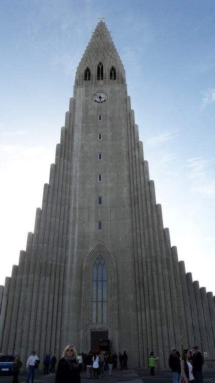 Hallgrímskirkja - Island - Iceland